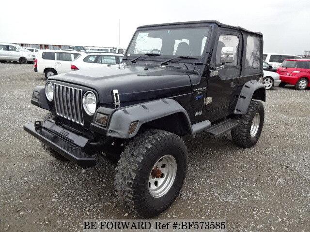 used 1996 jeep wrangler sports e tj40s for sale bf573585 be forward. Black Bedroom Furniture Sets. Home Design Ideas