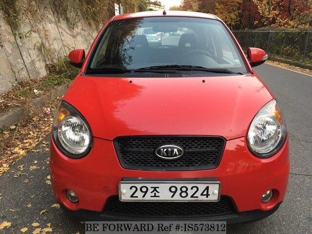 used 2009 kia morning picanto lx for sale is573812 be. Black Bedroom Furniture Sets. Home Design Ideas