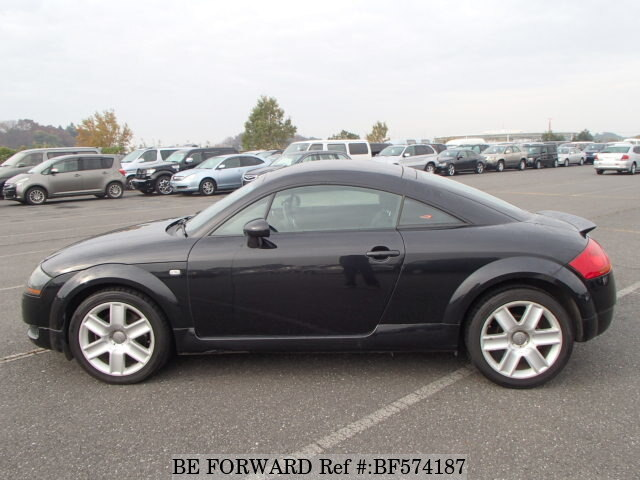 used 2005 audi tt 1 8t gh 8nauq for sale bf574187 be forward. Black Bedroom Furniture Sets. Home Design Ideas