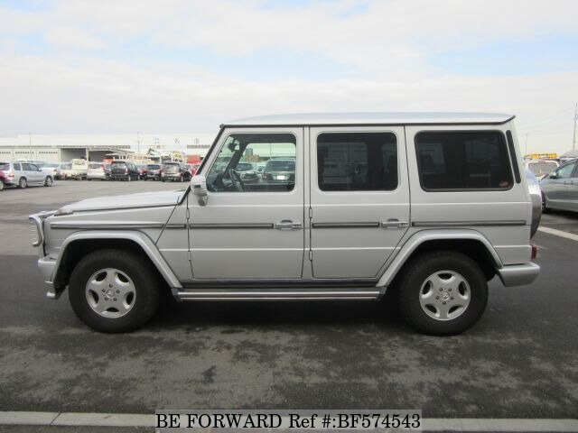 Used 1995 mercedes benz g class g320 long e 463231 for for Mercedes benz g class for sale cheap