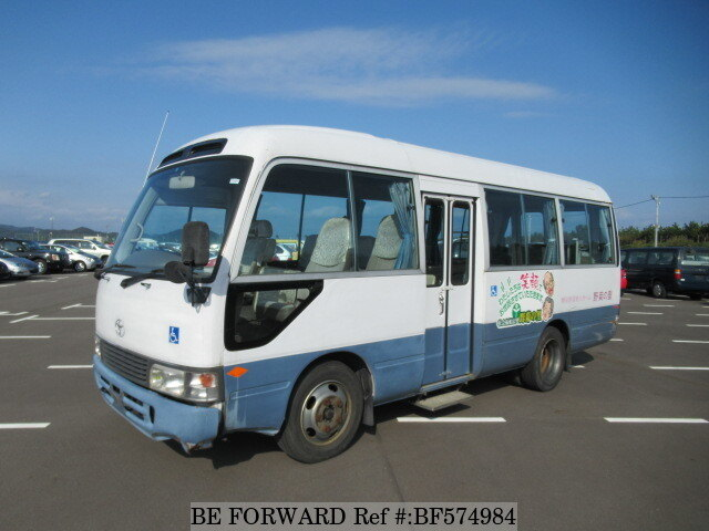TOYOTA / Coaster (U-HZB40)