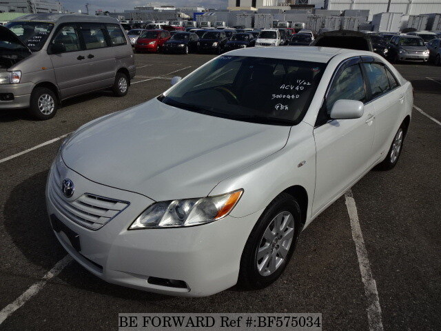 used 2006 toyota camry g limited edition dba acv40 for sale bf575034 be for. Black Bedroom Furniture Sets. Home Design Ideas