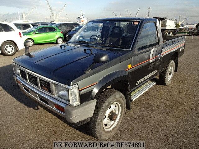 used 1990 nissan datsun pickup t qyd21 for sale bf574891 be forward. Black Bedroom Furniture Sets. Home Design Ideas