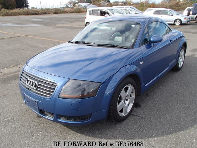 used 2002 audi tt 1 8t gf 8nauq for sale bf576468 be forward. Black Bedroom Furniture Sets. Home Design Ideas