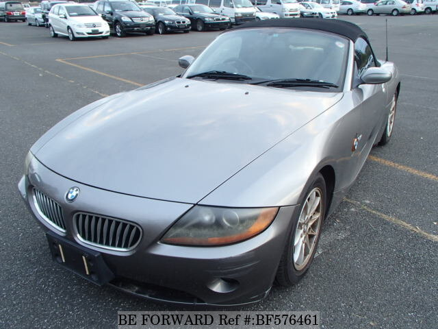 Used 2004 Bmw Z4 2 5i Gh Bt25 For Sale Bf576461 Be Forward