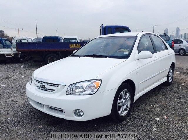 used 2005 kia cerato for sale is577229 be forward. Black Bedroom Furniture Sets. Home Design Ideas