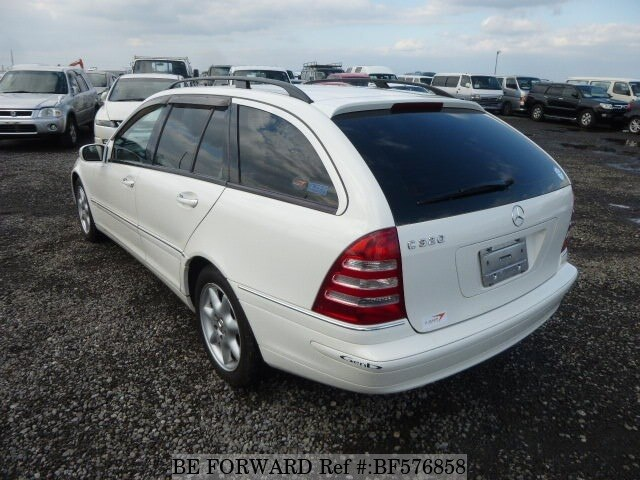 Used 2003 mercedes benz c class c320 station wagon gh for Mercedes benz c class wagon for sale