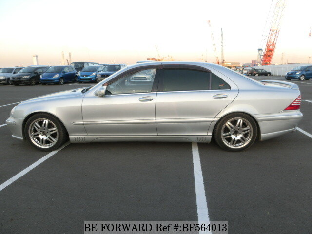 Used 1999 mercedes benz s class lorincer gf 220175 for for 1999 mercedes benz s500 for sale