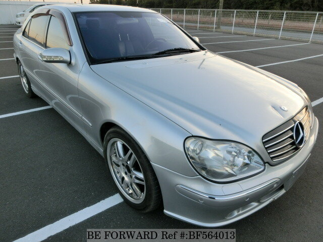 Used 1999 mercedes benz s class lorincer gf 220175 for for 1999 mercedes benz s class