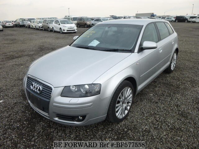 used 2006 audi a3 sports back 2 0tfsi gh 8pbwa for sale bf577558 be forward. Black Bedroom Furniture Sets. Home Design Ideas