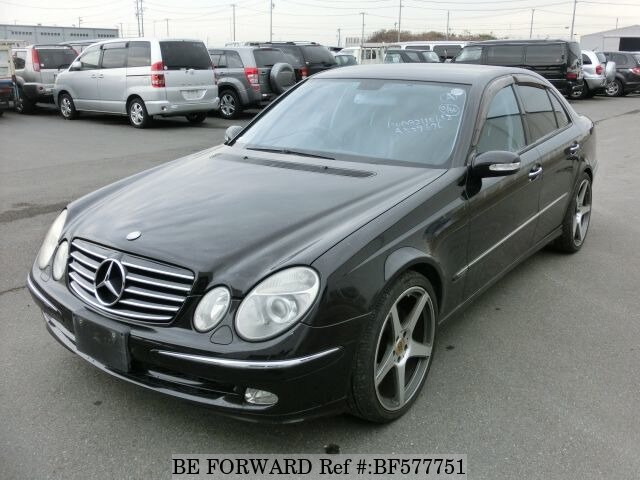 Used 2004 mercedes benz e class e320 avantgarde gh 211065 for 2004 mercedes benz e class e320