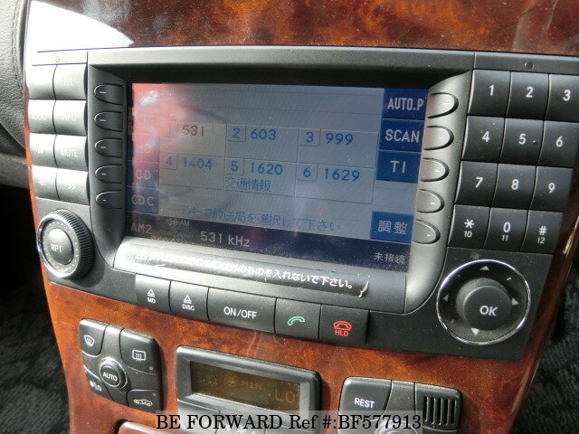 Used 2004 mercedes benz cl class cl500 gh 215375 for sale for 2004 mercedes benz cl class