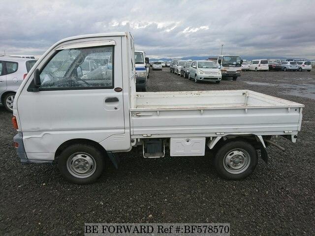 used 1996 mitsubishi minicab truck v u41t for sale bf578570 be forward. Black Bedroom Furniture Sets. Home Design Ideas