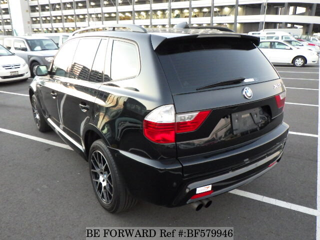 used 2008 bmw x3 2 5si m sports package aba pc25 for sale bf579946 be forward. Black Bedroom Furniture Sets. Home Design Ideas