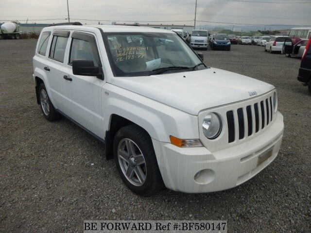 used 2008 jeep patriot aba mk74 for sale bf580147 be forward. Black Bedroom Furniture Sets. Home Design Ideas