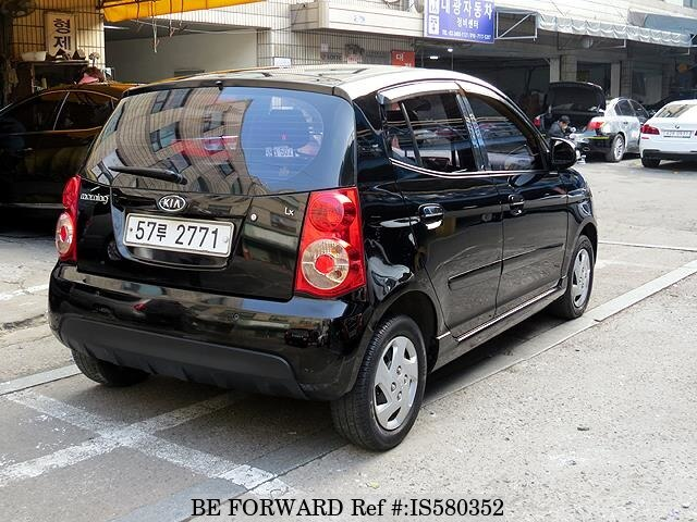 used 2009 kia morning picanto lx bah43k9 sp for sale is580352 be forward. Black Bedroom Furniture Sets. Home Design Ideas