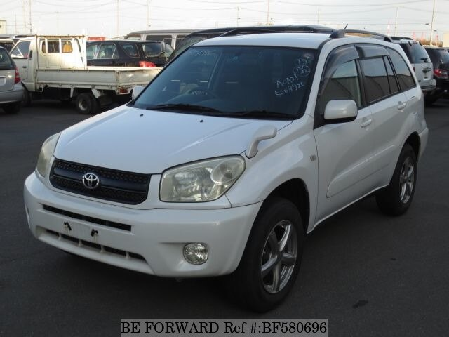 used 2005 toyota rav4 x limited cba aca21w for sale bf580696 be forward. Black Bedroom Furniture Sets. Home Design Ideas