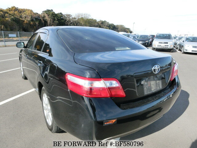 used 2008 toyota camry g dignis edition dba acv40 for sale bf580796 be forward. Black Bedroom Furniture Sets. Home Design Ideas