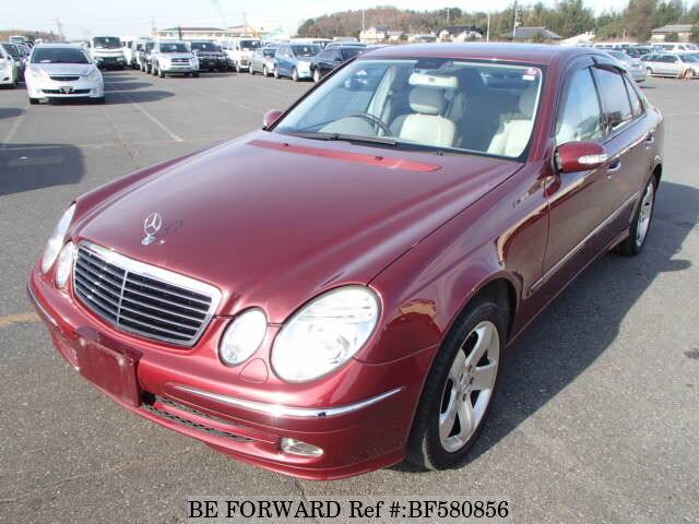 Used 2002 Mercedes Benz E Class E500 Avantgarde Gh 211070