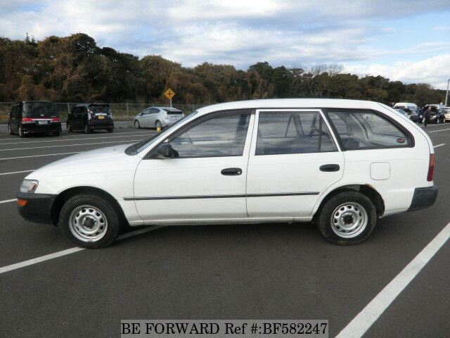 used 1993 toyota corolla wagon e ee108g for sale bf582247 be forward. Black Bedroom Furniture Sets. Home Design Ideas