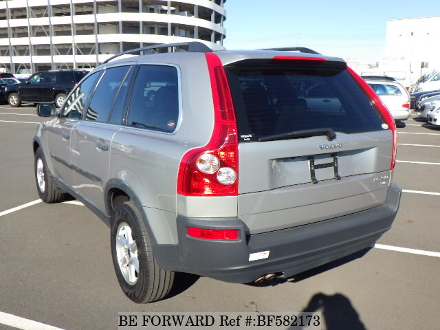 used 2004 volvo xc90 awd la cb5254aw for sale bf582173 be forward. Black Bedroom Furniture Sets. Home Design Ideas