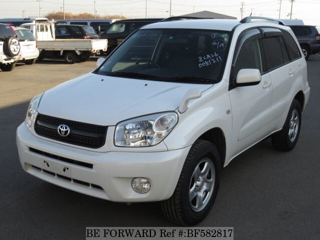 used 2004 toyota rav4 l x limited ua zca26w for sale bf582817 be forward. Black Bedroom Furniture Sets. Home Design Ideas