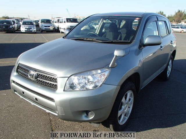 used 2005 toyota rav4 dba aca31w for sale bf583551 be forward. Black Bedroom Furniture Sets. Home Design Ideas