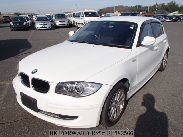 used 2009 bmw 1 series 116i aba ue16 for sale bf583566 be forward. Black Bedroom Furniture Sets. Home Design Ideas