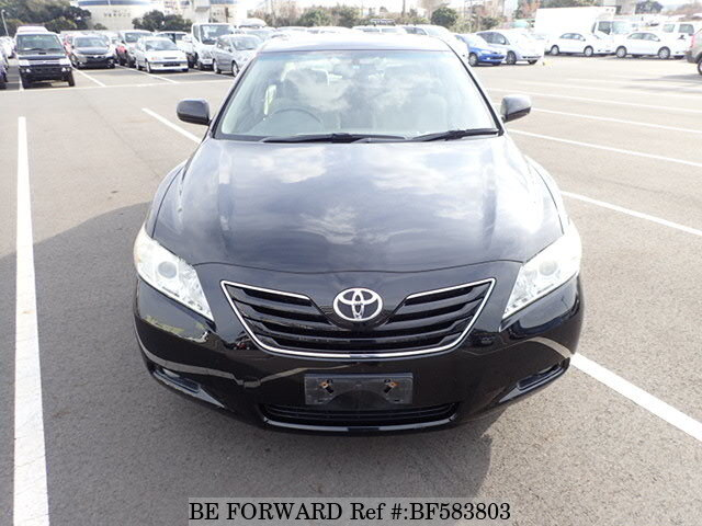 used 2008 toyota camry g dba acv40 for sale bf583803 be forward. Black Bedroom Furniture Sets. Home Design Ideas