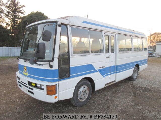 NISSAN / Civilian Bus (U-RGW40)