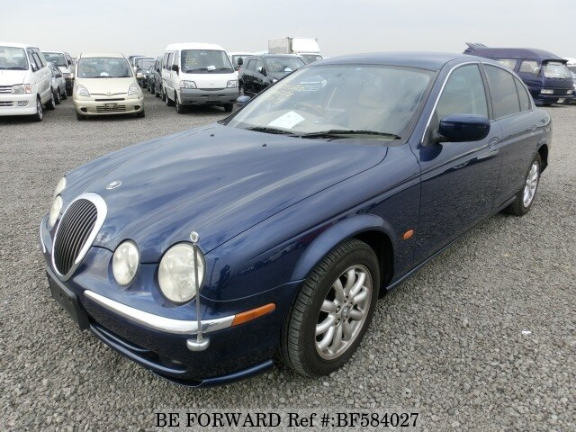 JAGUAR / S-Type (GF-J01FB)