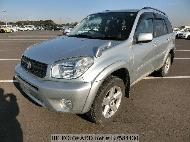 used 2005 toyota rav4 j cba aca21w for sale bf584430 be forward. Black Bedroom Furniture Sets. Home Design Ideas
