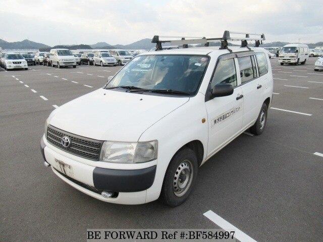 TOYOTA / Probox Van (CBE-NCP55V)