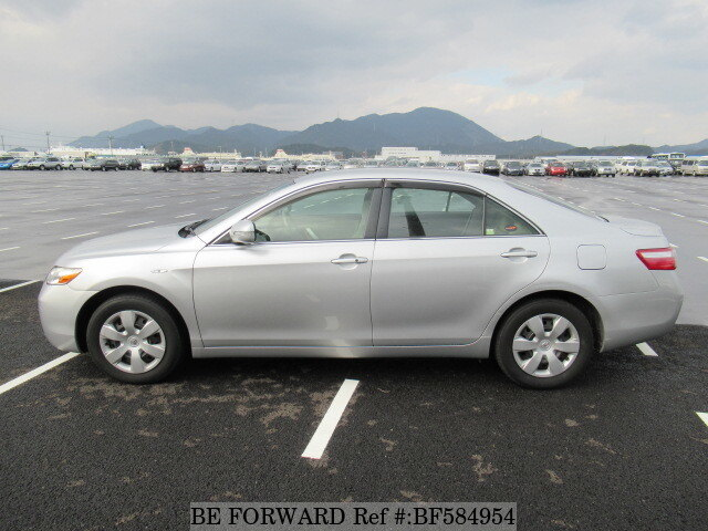 used 2008 toyota camry g dba acv40 for sale bf584954 be forward. Black Bedroom Furniture Sets. Home Design Ideas