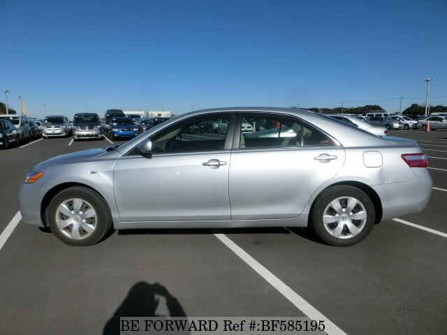 used 2008 toyota camry dba acv40 for sale bf585195 be forward. Black Bedroom Furniture Sets. Home Design Ideas