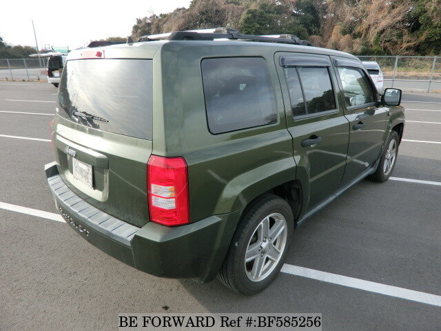 used 2008 jeep patriot sports aba mk74 for sale bf585256 be forward. Black Bedroom Furniture Sets. Home Design Ideas