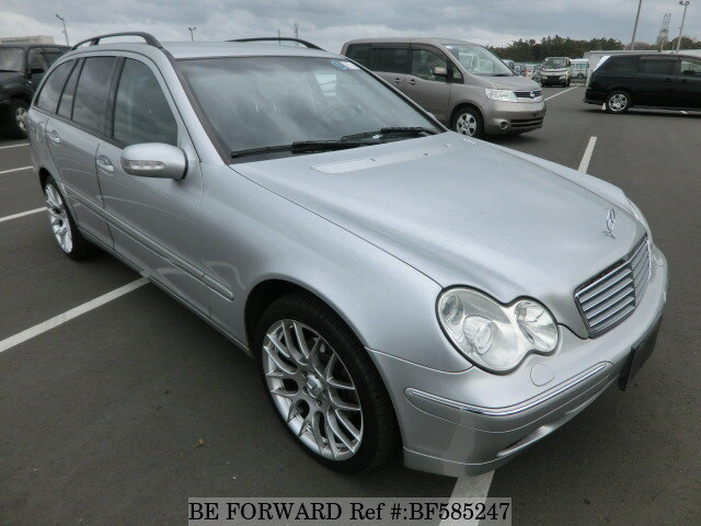 Used 2003 mercedes benz c class c240 4 matic station wagon for Used mercedes benz station wagons for sale