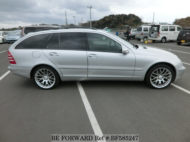Used 2003 mercedes benz c class c240 4 matic station wagon for 2003 mercedes benz c240 wagon