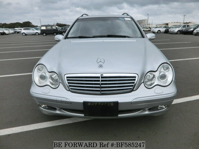 Used 2003 mercedes benz c class c240 4 matic station wagon for Mercedes benz c class wagon for sale