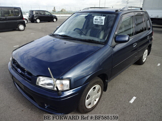 FORD / Festiva Mini Wagon (E-DW3WF)