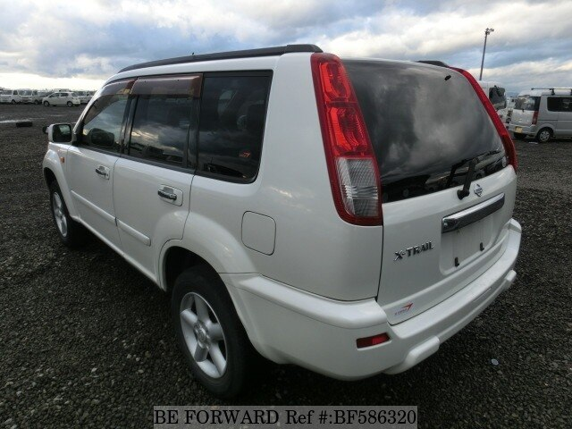 used 2000 nissan x trail x ta t30 for sale bf586320 be forward. Black Bedroom Furniture Sets. Home Design Ideas