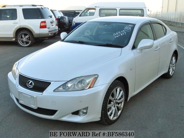 LEXUS / IS (DBA-GSE25)