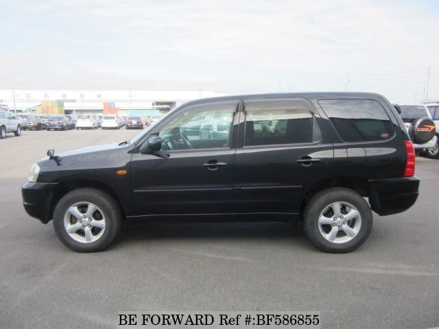 used 2004 mazda tribute lx ta ep3w for sale bf586855 be. Black Bedroom Furniture Sets. Home Design Ideas