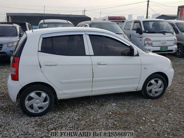 Used 2005 Kia Morning  Picanto  Lx For Sale Is586979