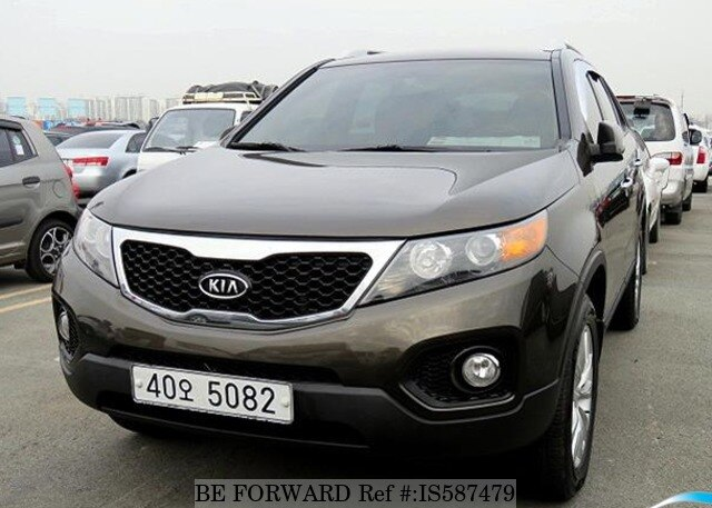 used 2010 kia sorento d4ha for sale is587479 be forward. Black Bedroom Furniture Sets. Home Design Ideas