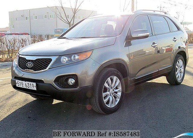 used 2010 kia sorento d4ha for sale is587483 be forward. Black Bedroom Furniture Sets. Home Design Ideas