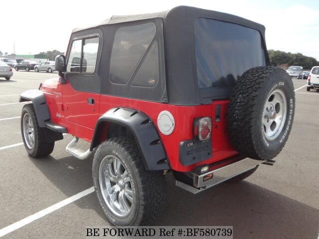 used 1996 jeep wrangler e tj40s for sale bf580739 be forward. Black Bedroom Furniture Sets. Home Design Ideas
