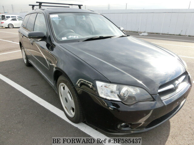 used 2006 subaru legacy touring wagon 2 0i cba bp5 for. Black Bedroom Furniture Sets. Home Design Ideas