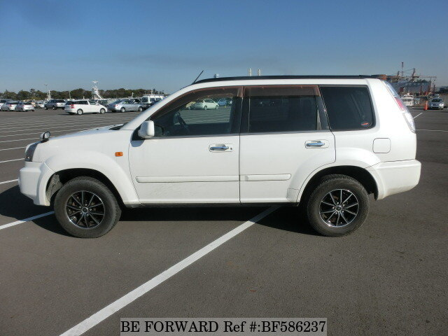 used 2000 nissan x trail ta nt30 for sale bf586237 be forward. Black Bedroom Furniture Sets. Home Design Ideas