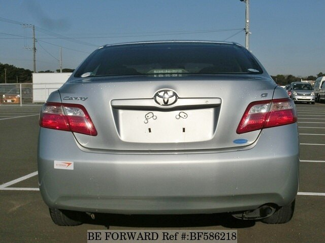 used 2006 toyota camry 2 4g dba acv40 for sale bf586218 be forward. Black Bedroom Furniture Sets. Home Design Ideas